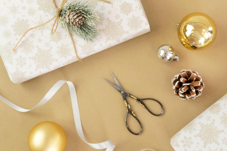 Weihnachtlich basteln